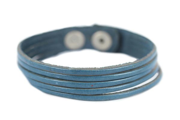 Bracelet en cuir Pérou