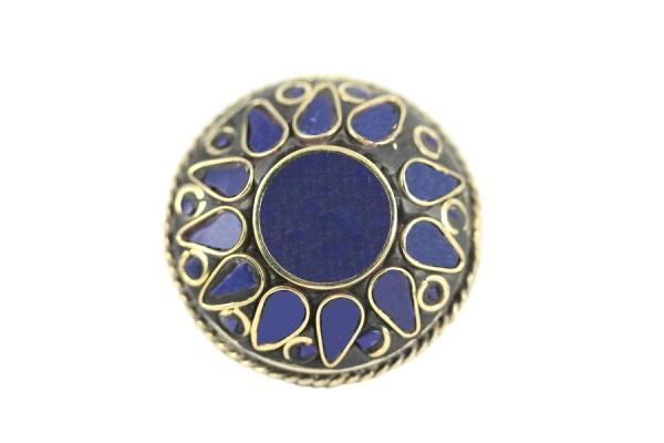 Bague en lapis lazuli
