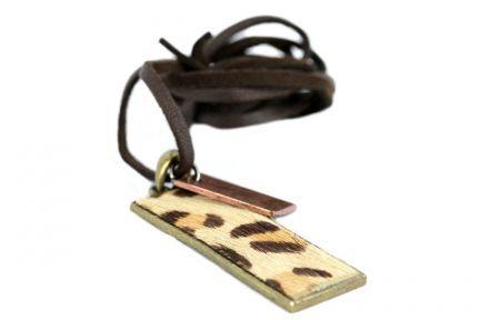 Collier artisanal fait main
