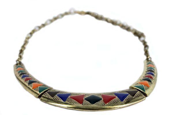 Collier ethnique Équateur