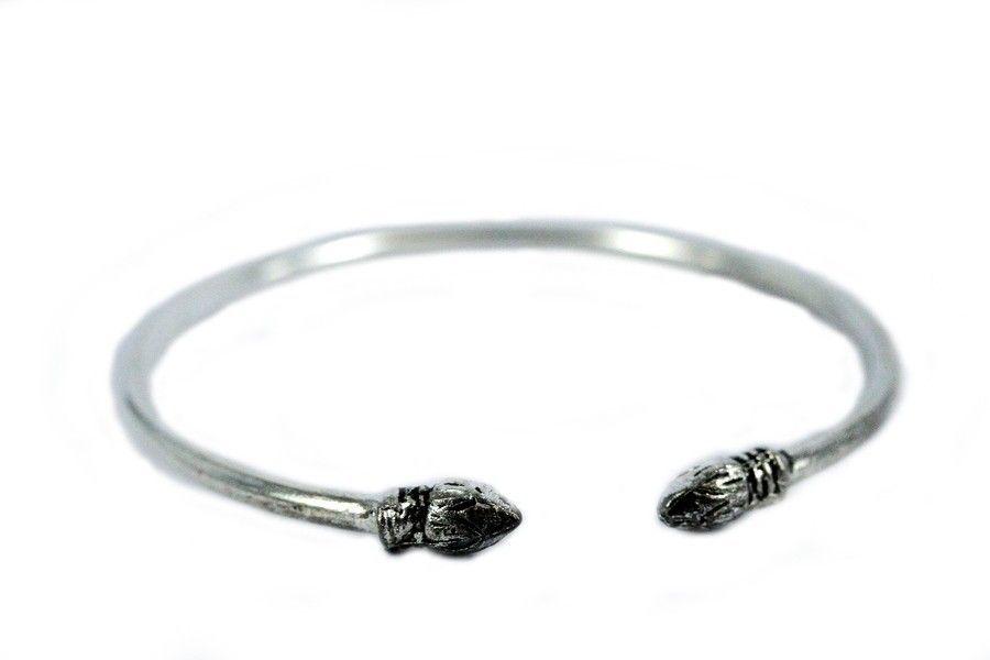 Bracelet jonc argent fin pas cher for Porte bracelet pas cher