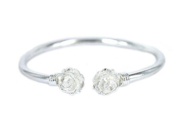 Bracelet fleur d'orient