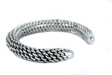 Bracelet ethnique argent pas cher