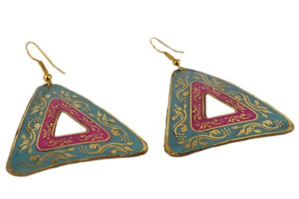 Boucles d'oreilles Goa