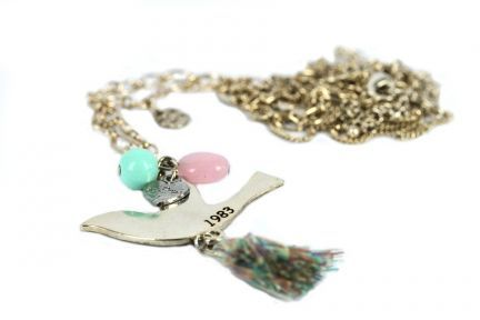 Bijoux sautoir collier pendentif