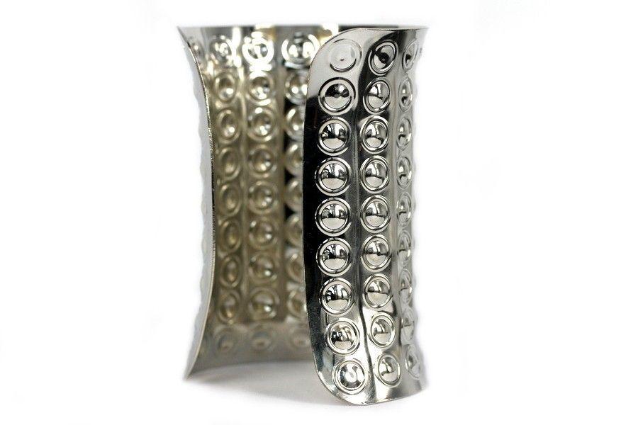 bracelet large femme argent. Black Bedroom Furniture Sets. Home Design Ideas