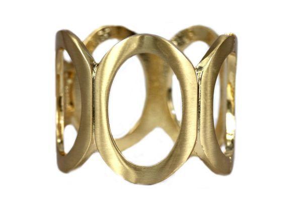 Bracelet anneaux d'or