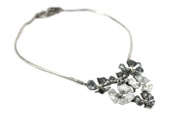 Collier fleur d'Orient