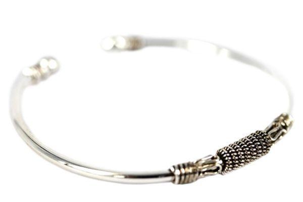 Bracelet jonc Maori