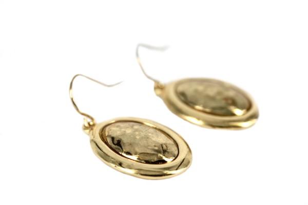 Boucles d'oreilles cité d'or