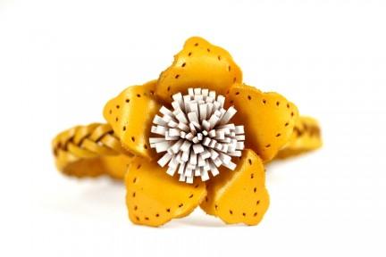 Bracelet fleur mariage pas cher