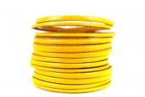 Bracelet jaune fluo moutarde