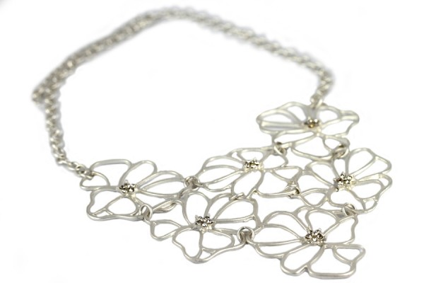 Collier mariage Chic