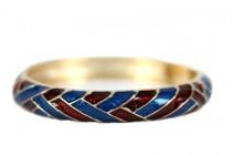 Bracelet rigide fantaisie pour femme