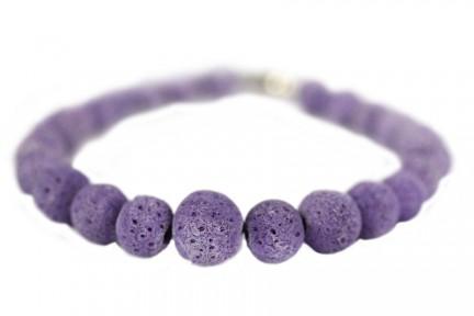 Bracelet en pierre de corail