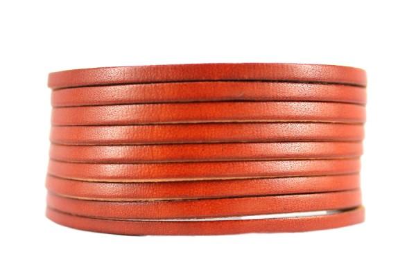 Bracelet manchette cuir homme