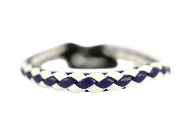 Bracelet en cuir original et réglable