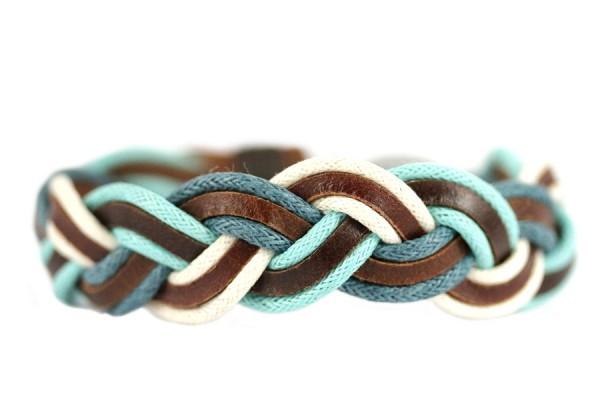 Bracelet en cuir Bolivie
