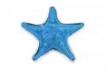 Bague étoile de mer Azur