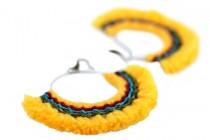Boucles d'oreilles Amérique latine