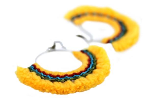 Boucles d'oreilles Patchamama