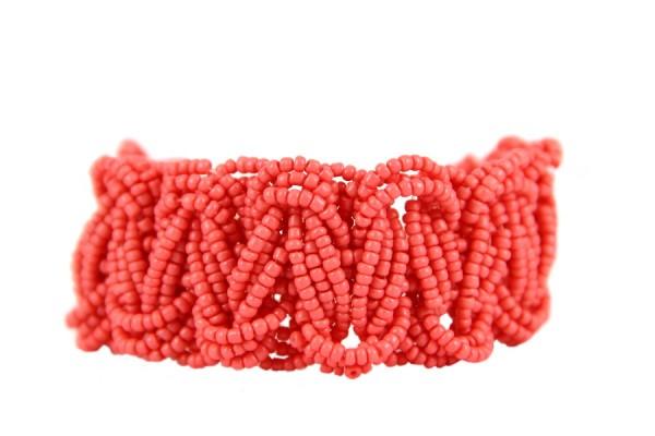 Bracelet en perles Tahiti