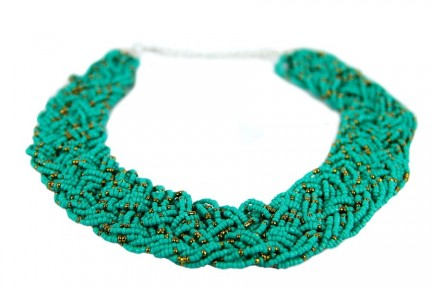 Collier turquoise Indien