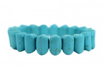 Bracelet turquoise indien Navajo
