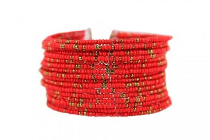 Bracelet doré pour femme