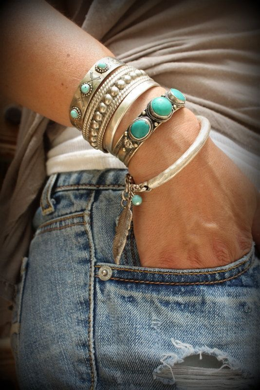 comment porter bracelets