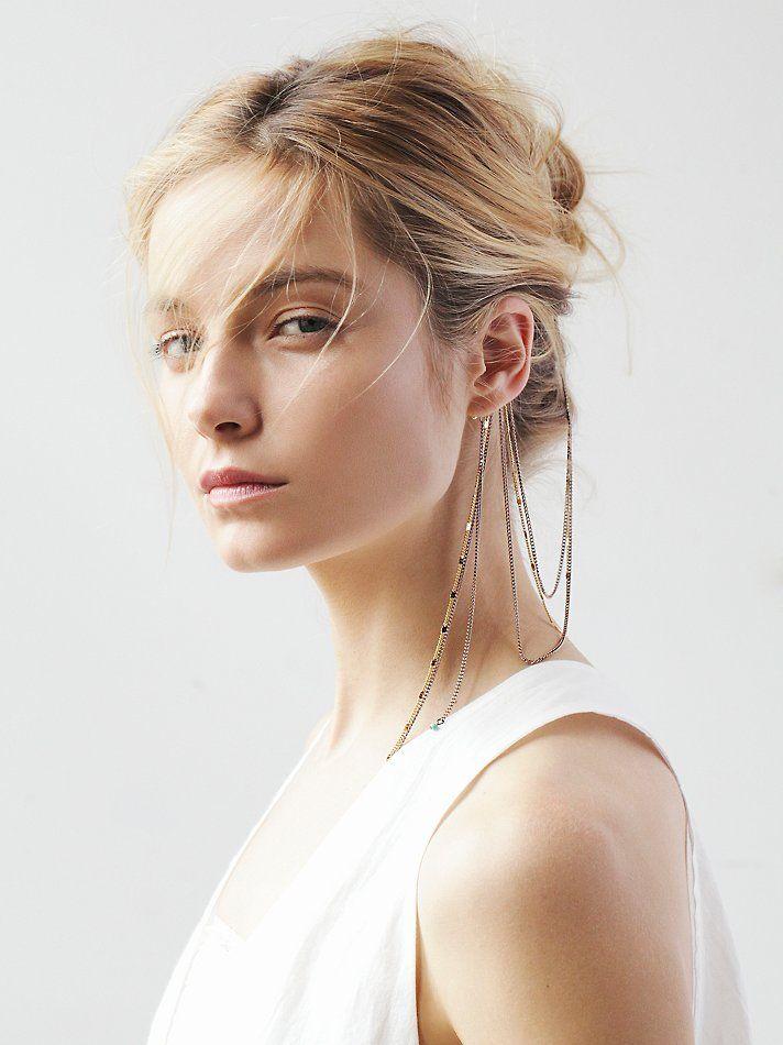 Pourquoi mettre des boucles d'oreilles