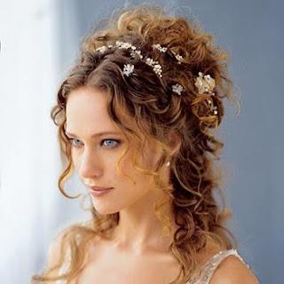coiffures de mariages - Accessoir Cheveux Mariage