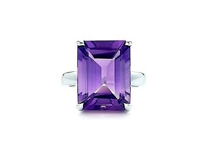 bijoux violet