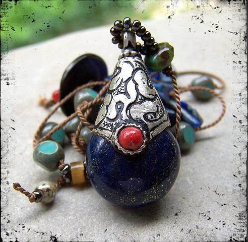 bijoux tibetain