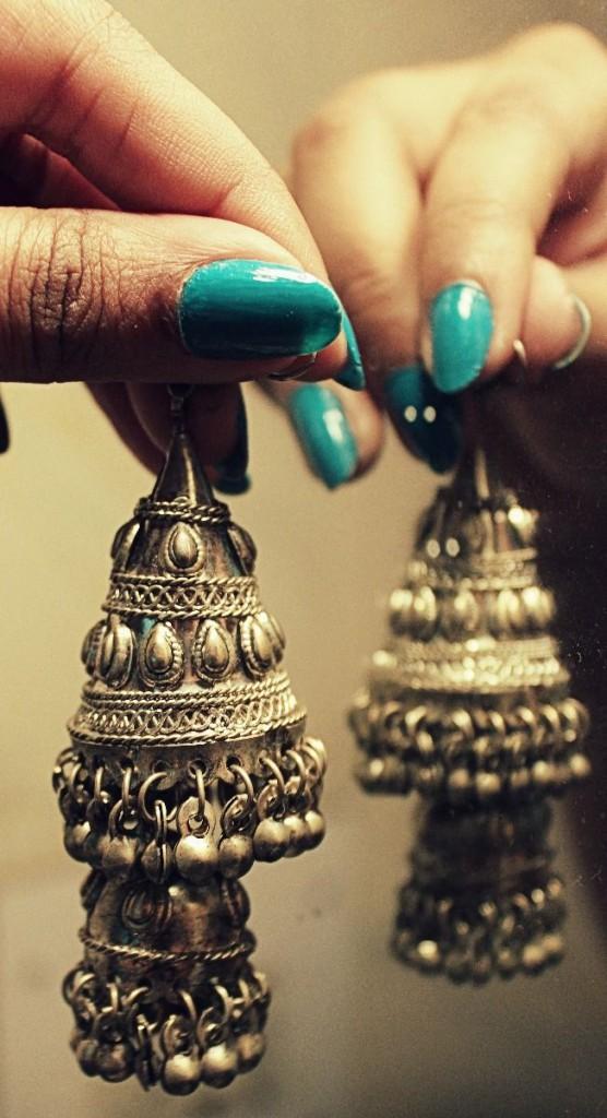 bjoux indiens traditionnels argent