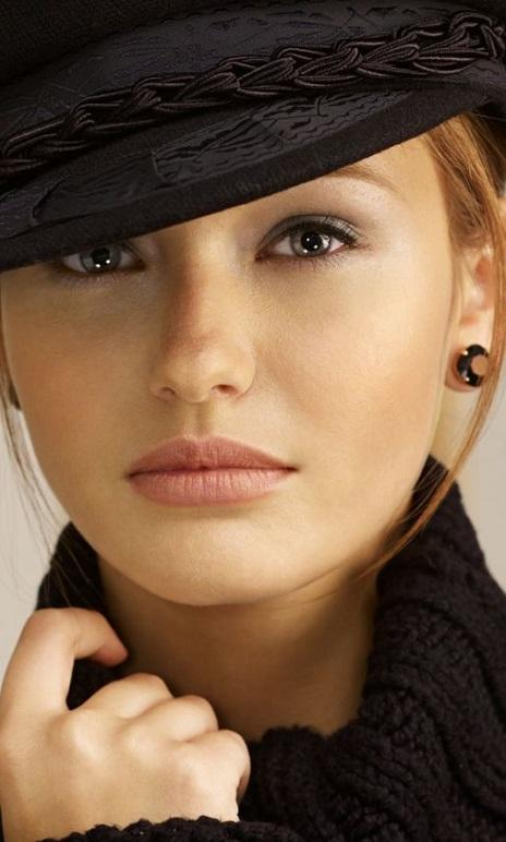 boucles oreilles pour visage rond