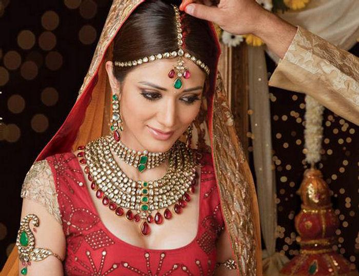 bijoux orientaux indiens