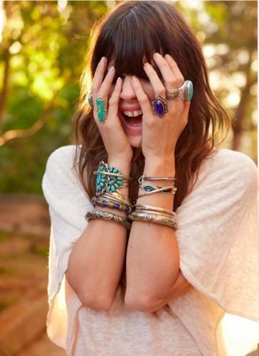 porter bijoux originaux