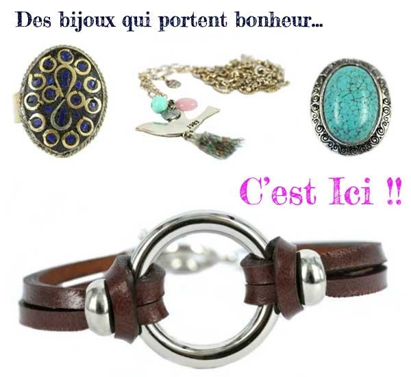 bijoux fantaisie-porte-bonheur