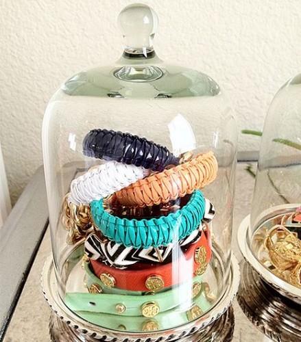 comment ranger bracelets