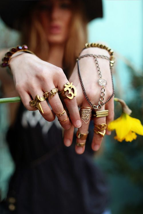 Bijoux fantaisie hippie chic et baba cool - Style baba cool chic ...