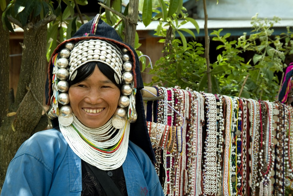 Ethnies Asie centrale sud est