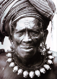 bijoux africains et touareg