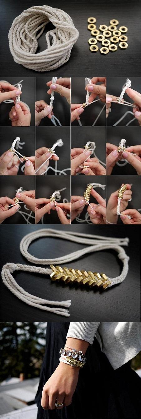 comment fabriquer bijoux ethniques