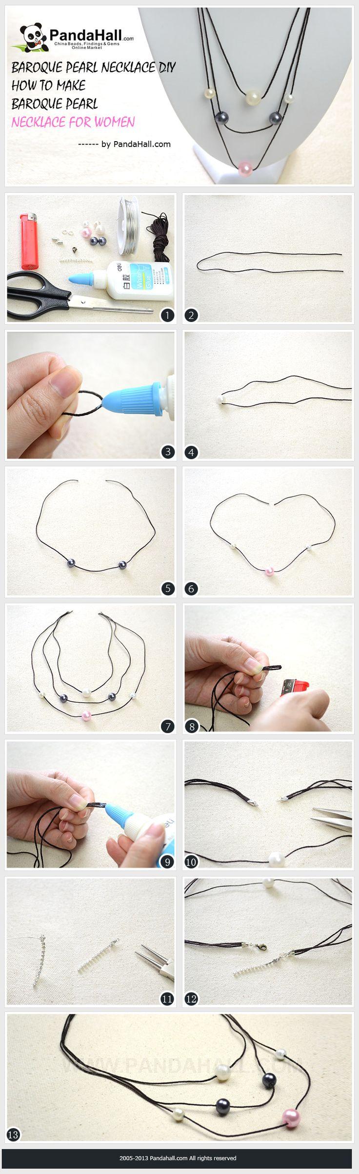 fabriquer bijoux perles