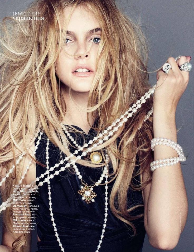 Entretien des bijoux en perles