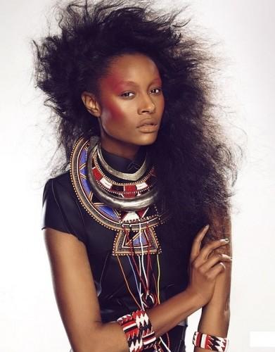 bijoux africains signification