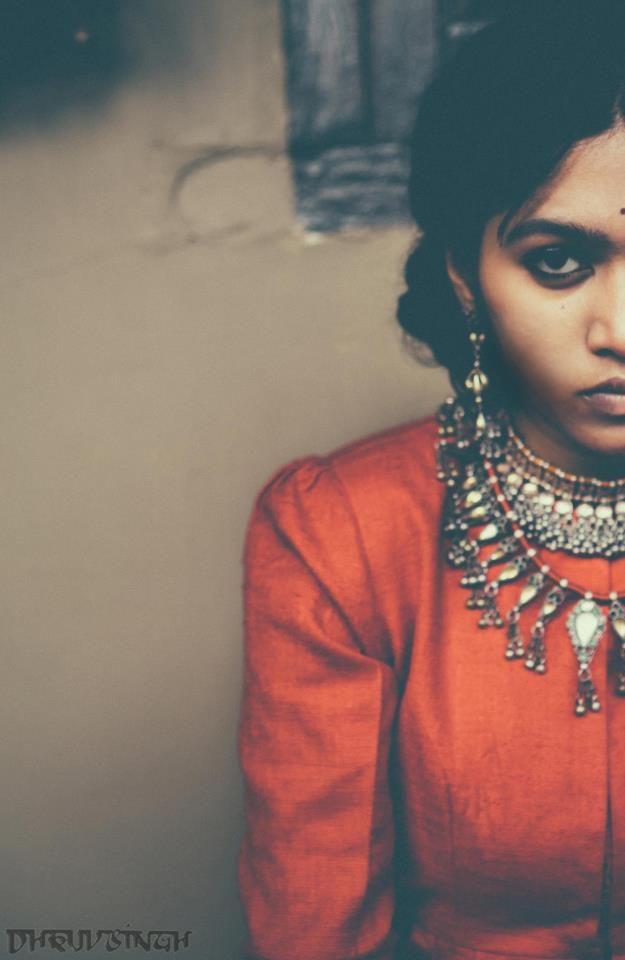bijoux indiens anciens argent