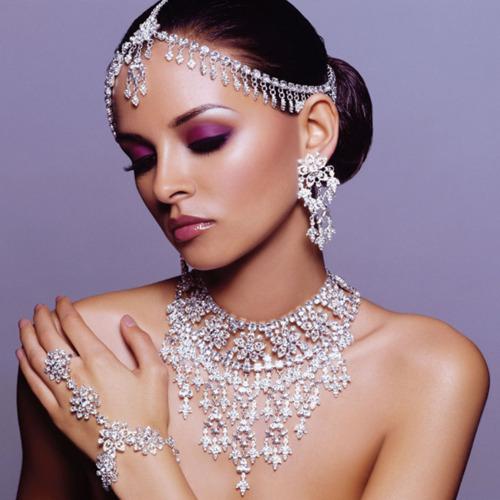 bijoux indiens mariage - Bijoux De Tete Mariage Oriental