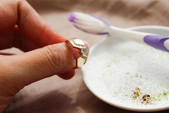 entretien bijoux fantaisie
